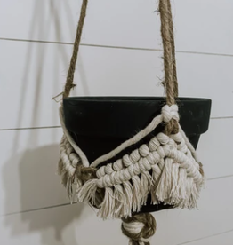 The Hippie's Daughter Gretchen Fringe Plant Hanger