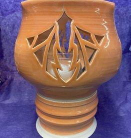 Randy Selbe Artisan Randy Selbe Lg Pedestal Lantern