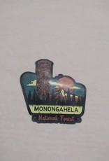 Loving WV Monongahela National Forest Magnet