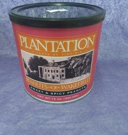 Plantation Peanuts of Wakefield Plantation Peanuts 12 oz. Sweet & Spicy