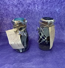 Sister Witches Crafting Co Blessing Bottle