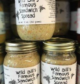 Wild Bill Wild Bill's Sandwich Spread 1/2 Pint