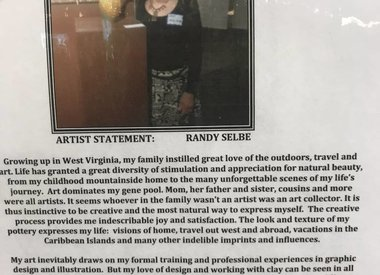Randy Selbe Artisan