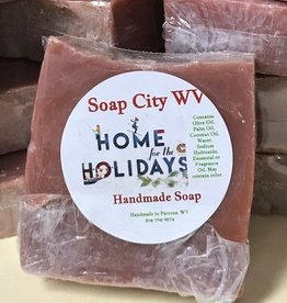 Soap City WV Home For The Holidays