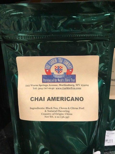 Larkin Chai Tea