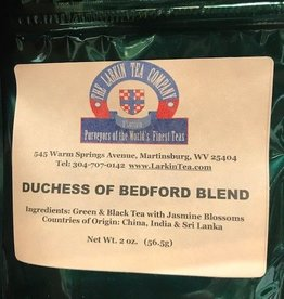 Larkin Duchess of Bedford Tea