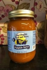 West Virginia Fruit and Berry WVF&B 18 oz. Pumpkin Butter
