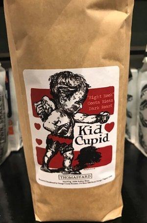 Orange County Coffee Roasters Thomasyard Costa Rican Dark Roast Right Hook 16 oz.