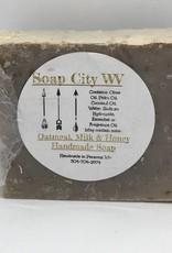 Soap City WV Oatmeal, Milk & Honey
