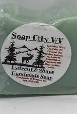 Soap City WV Haircut & Shave