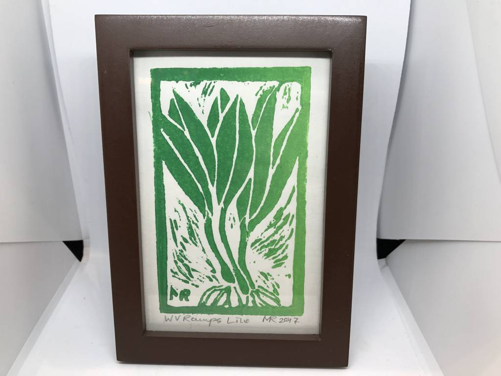 Maggi Rhudy Maggi Wood Engraving Prints Ramp