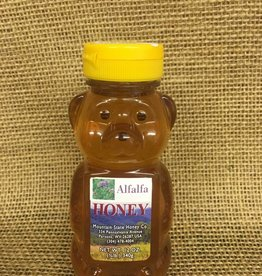 Mountain State Honey Company 12 oz. Alfalfa Bear WV Honey