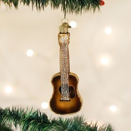 Old World Christmas GUITAR ORNAMENT