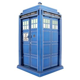 Fascinations Tardis Doctor Who BLUE