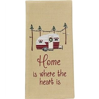 Park Designs HOME IS WHERE THE HEART IS DISHTOWEL