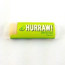 HURRAW! LIME - single tube lip balm