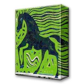 Metal Box Art Quixote Horse