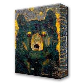 Metal Box Art Firefly Black Bear
