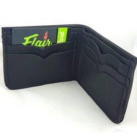TLS Wallets Buffalo Leather Wallet - Bi-fold Chocolate