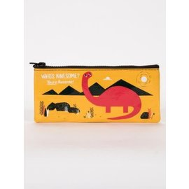 Blue Q PENCIL CASE - WHO'S AWESOME