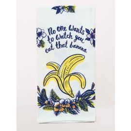 Blue Q DISHTOWEL - EAT THAT BANANA