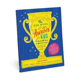Knock Knock Book the big book of awards for kids