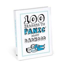 Knock Knock 100 reasons to panic dadhood