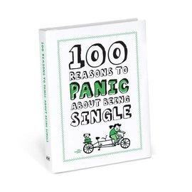 Knock Knock 100 reasons to panic about single