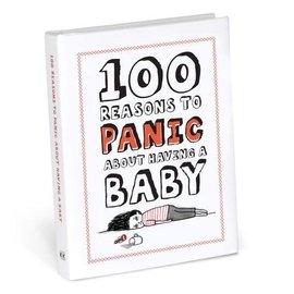 Knock Knock 100 reasons to panic baby