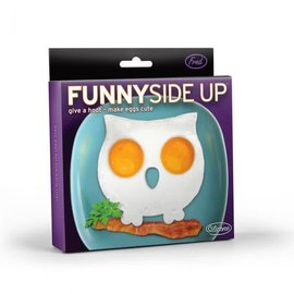 Fred & Friends FUNNY SIDE UP-OWL - EGG CORRAL
