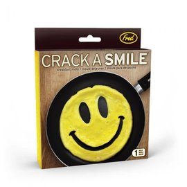 Fred & Friends CRACK A SMILE - BREAKFAST MOLD