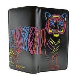 Shagwear COLORFUL TIGER BLACK
