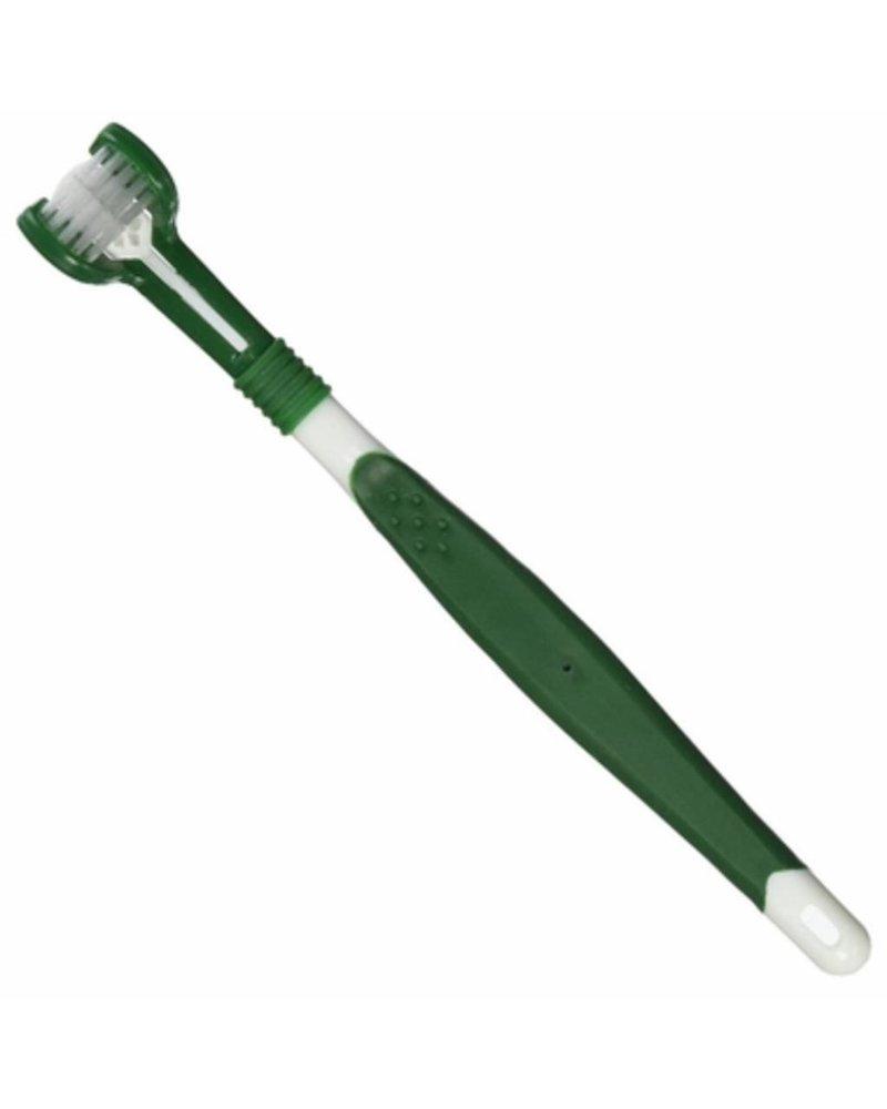 PetzLife 3 Sided Toothbrush