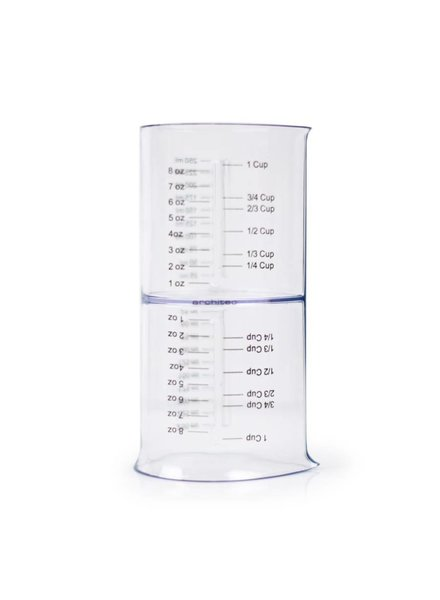 FEED Measuring Cup, Dry & Wet Combo