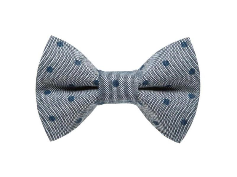 """Sweet Pickles Designs Cat Collar & Bow Tie, """"The Corner Office"""""""