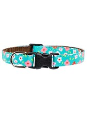 "Sweet Pickles Designs Cat Collar ""Kabloom"""