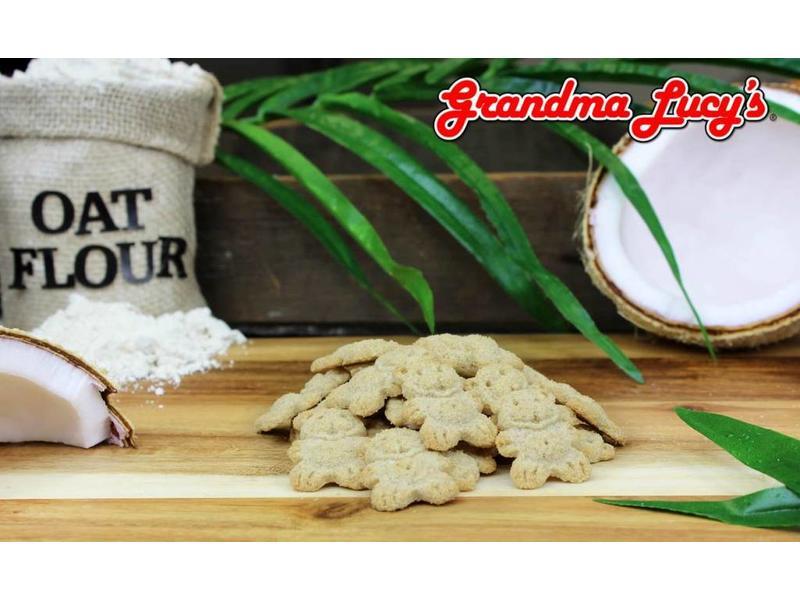 Grandma Lucy's Oven-Baked Organic Coconut Treats