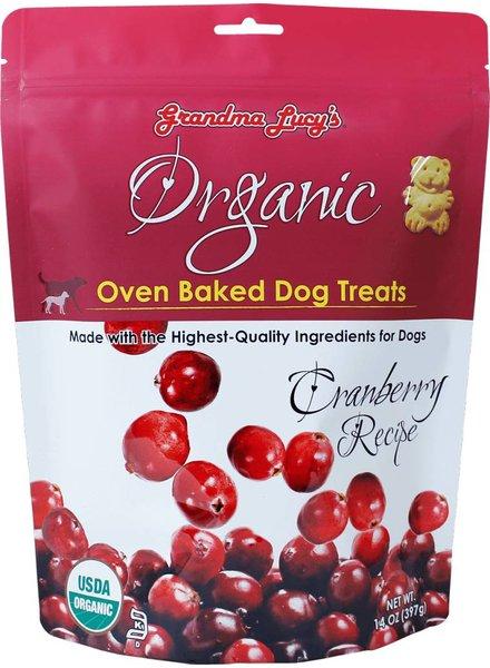 Grandma Lucy's Cranberry Treats