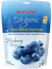 Grandma Lucy's Blueberry Treats