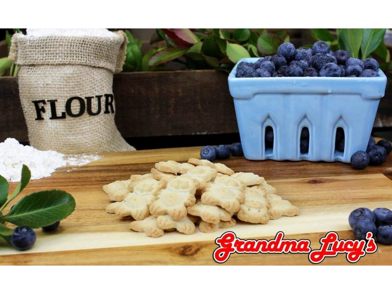 Grandma Lucy's Oven-Baked Organic Blueberry