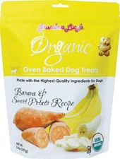 Grandma Lucy's Banana & Sweet Potato Treats