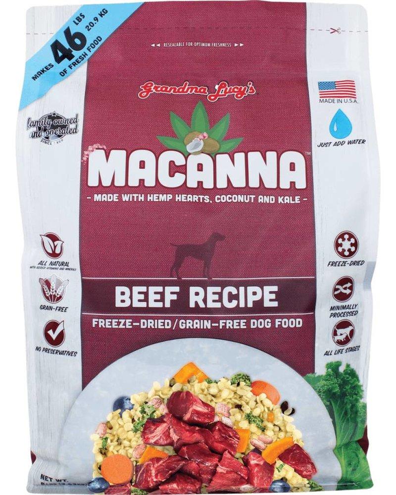 Grandma Lucy's Macanna Grain-Free Beef