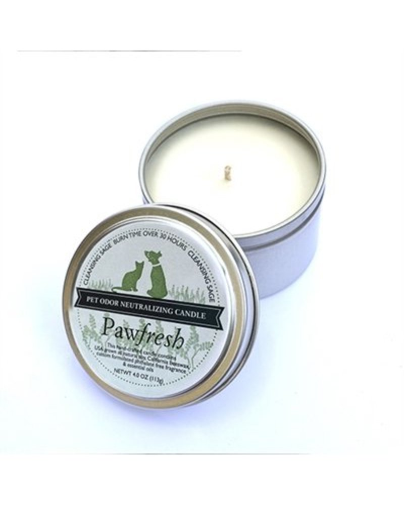 Pawfresh Cleansing Sage Pet Odor Neutralizing Candle