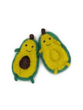 Ware of the Dog Avocado Toy