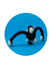 Ware of the Dog Monkey Toy