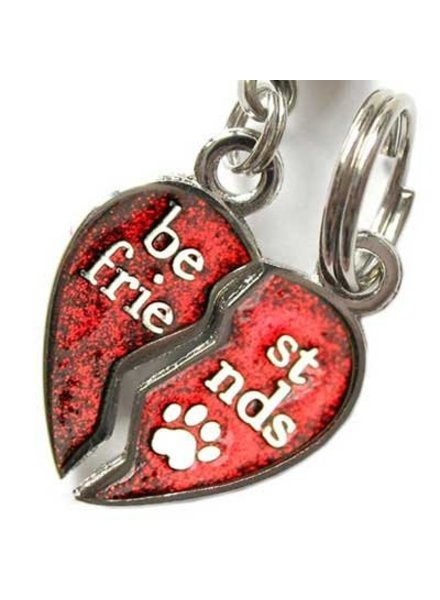 Best Friends Paw-ever Charm