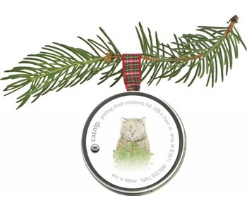 Potting Shed Creations Pet Ornaments Catnip