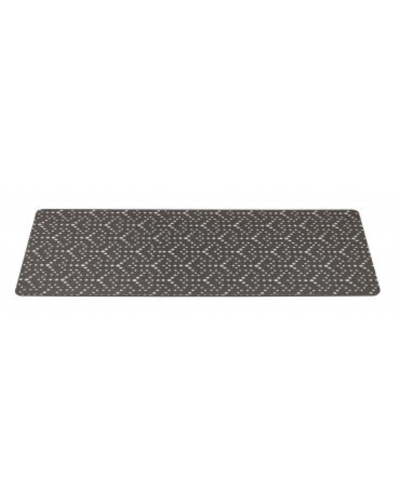 Bowsers Gourmet Place Mat, Cosmic Grey