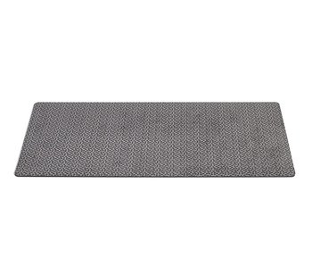 Bowsers Gourmet Place Mat, Pewter Bones