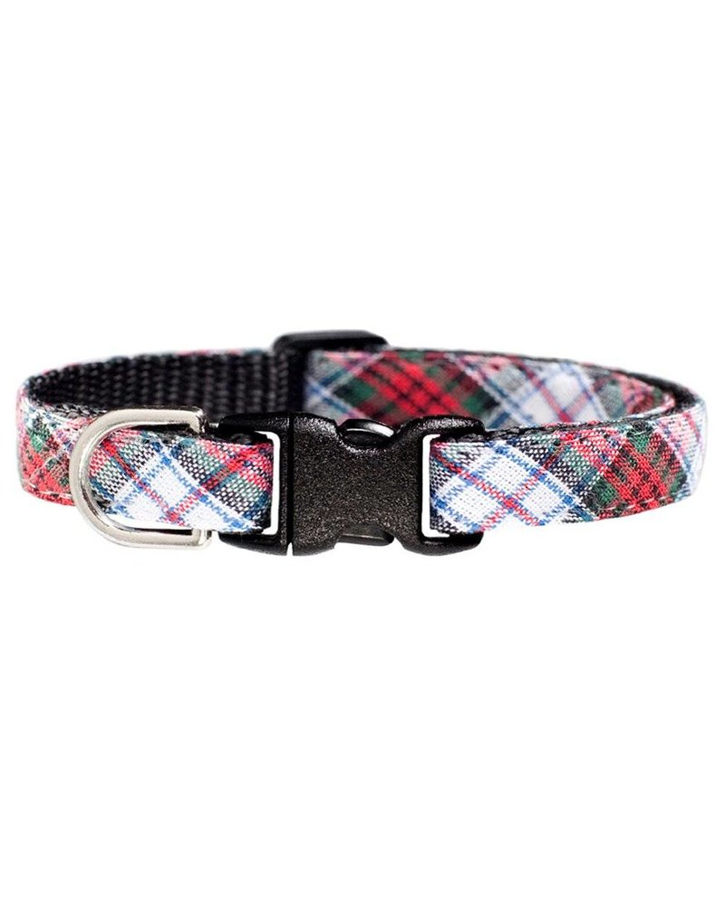 Sweet Pickles Designs Trailblazer Plaid Cat Collar